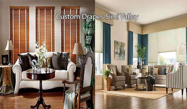 Custom Drapes Simi Valley