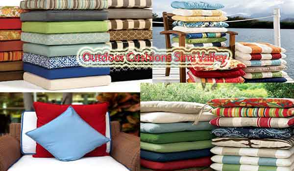 Outdoor Cushions Simi Valley